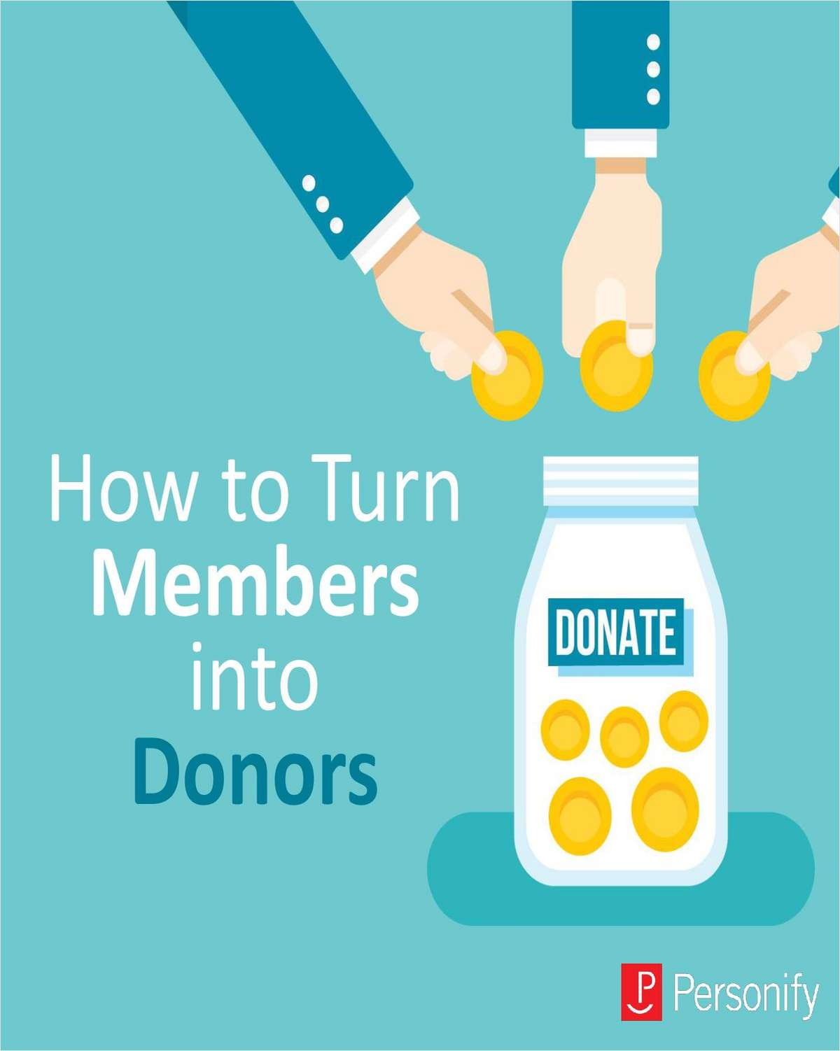 How to Turn Members into Donors