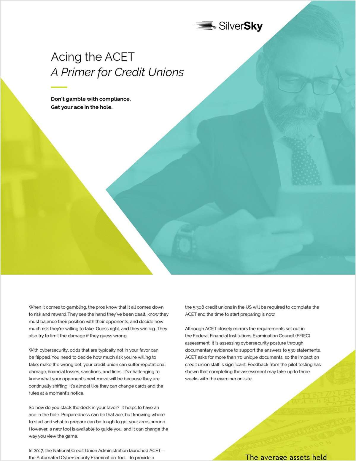 Acing the ACET: A Primer for Credit Unions