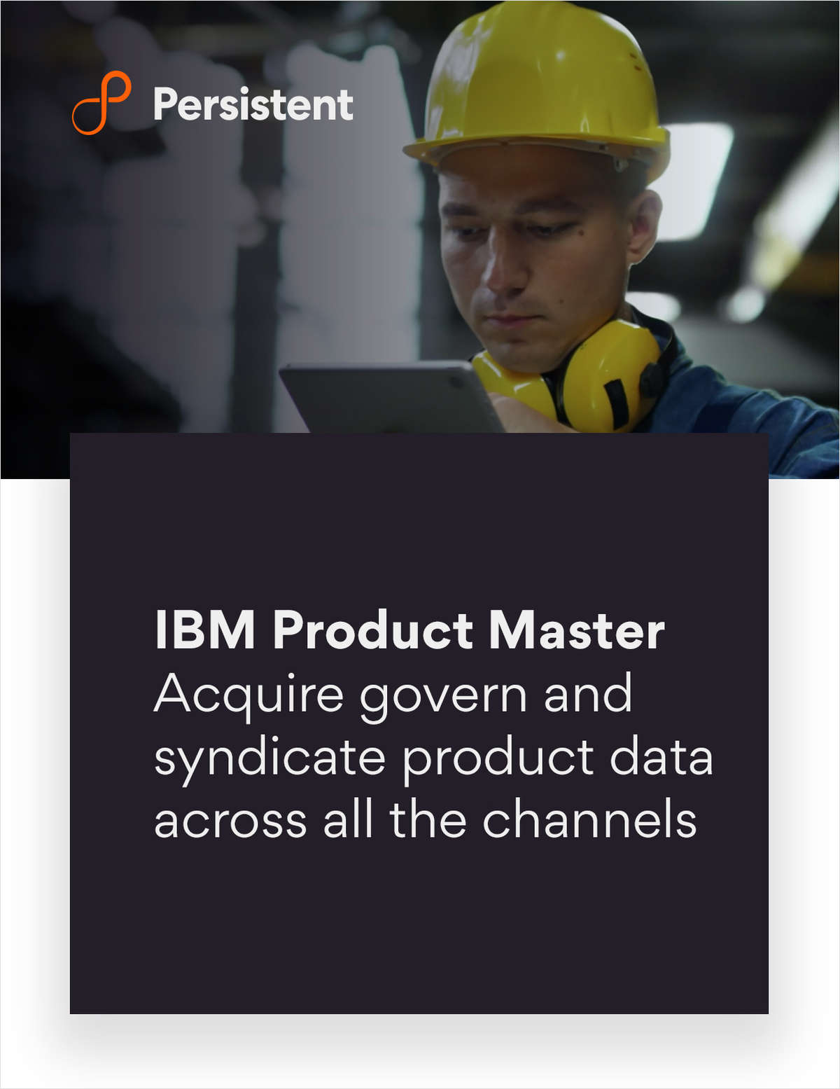 IBM Product Master - Manufacturing Demo