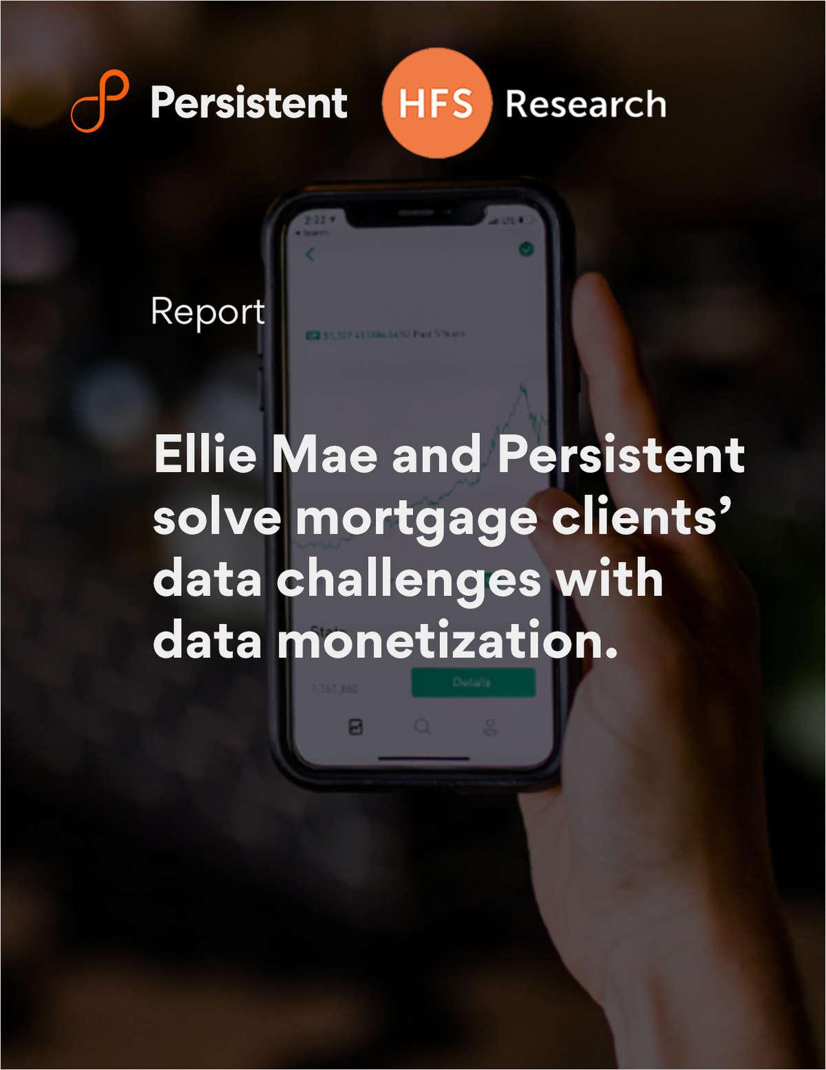 HFS Research Report: Data Monetization