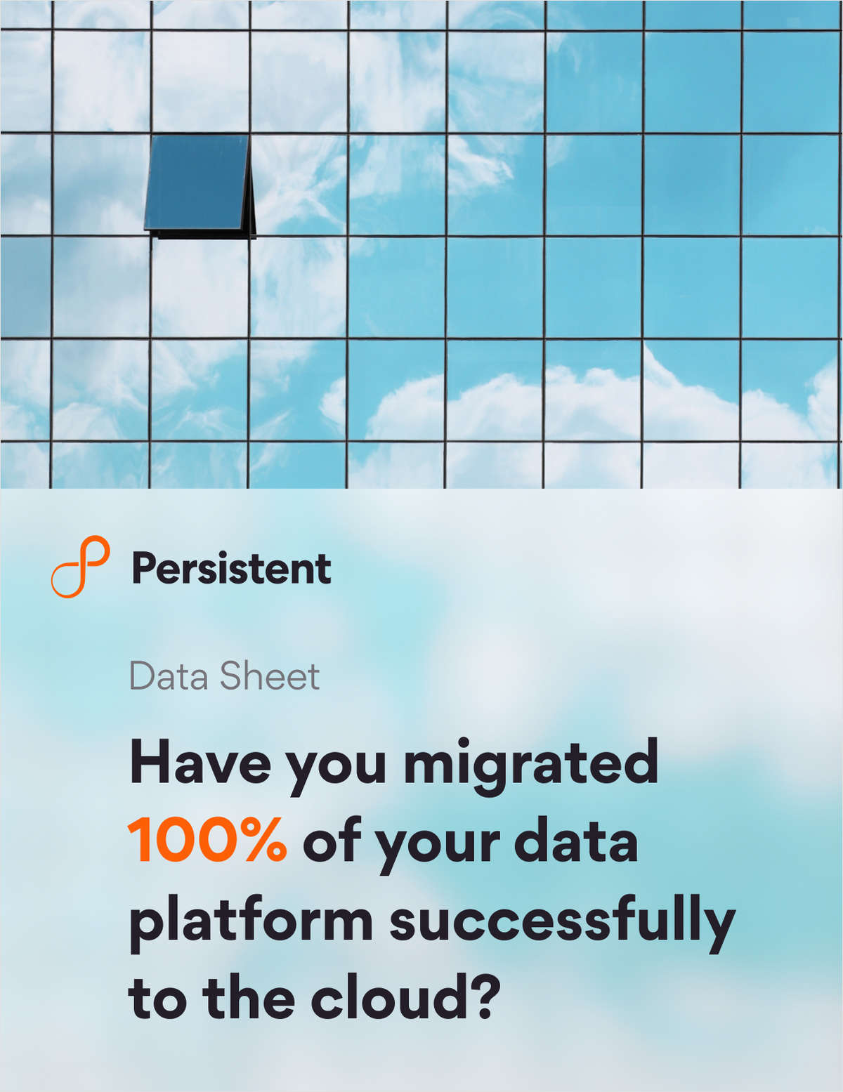 Migrate 100% of your data platform to the cloud successfully