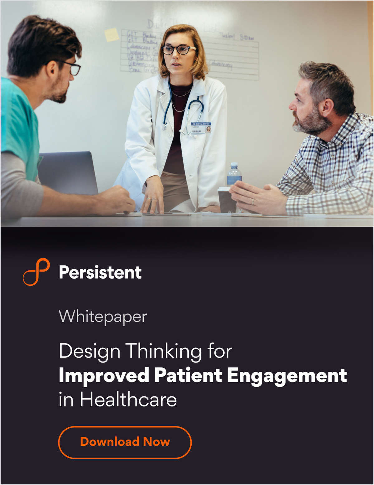 Design Thinking for Improved Patient Engagement in Healthcare Sector