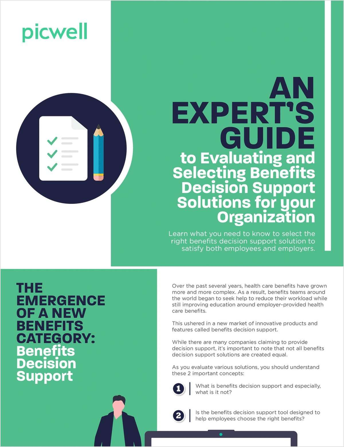 An Expert's Guide to Evaluating and Selecting Benefits Decision Support Solutions for Clients