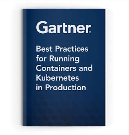Best Practices for Running Containers and Kubernetes in Production
