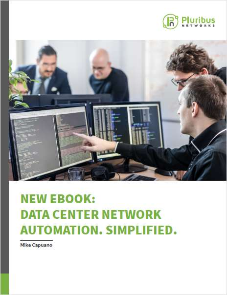Data Center Network Automation. Simplified