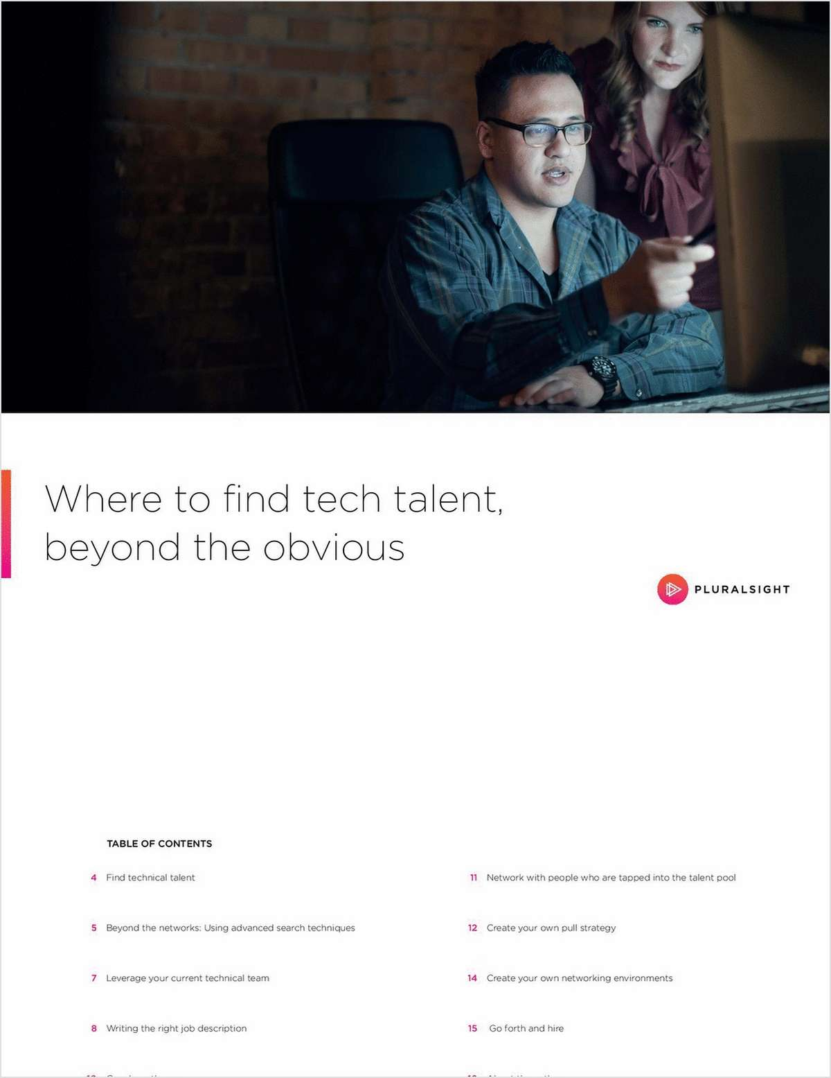 Where to Find Top Tech Talent, Beyond the Obvious, Free