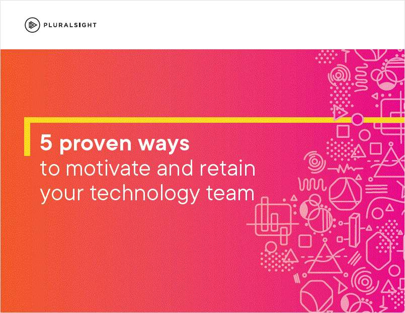 The 5 Best Proven Ways to Motivate and Retain Your Technology Team