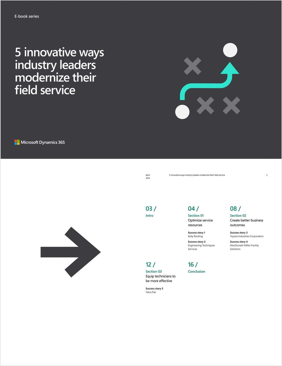 5 Innovative Ways Industry Leaders Modernize Their Field Service