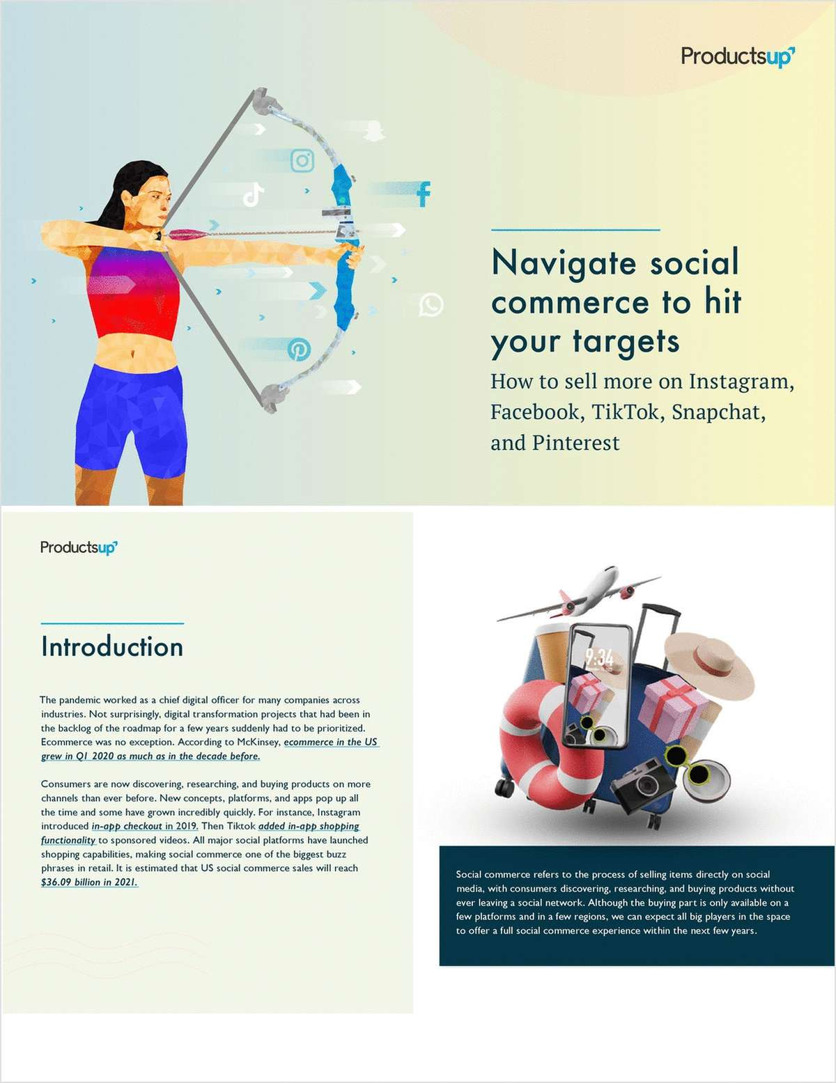 Navigate Social Commerce to Hit Your Targets