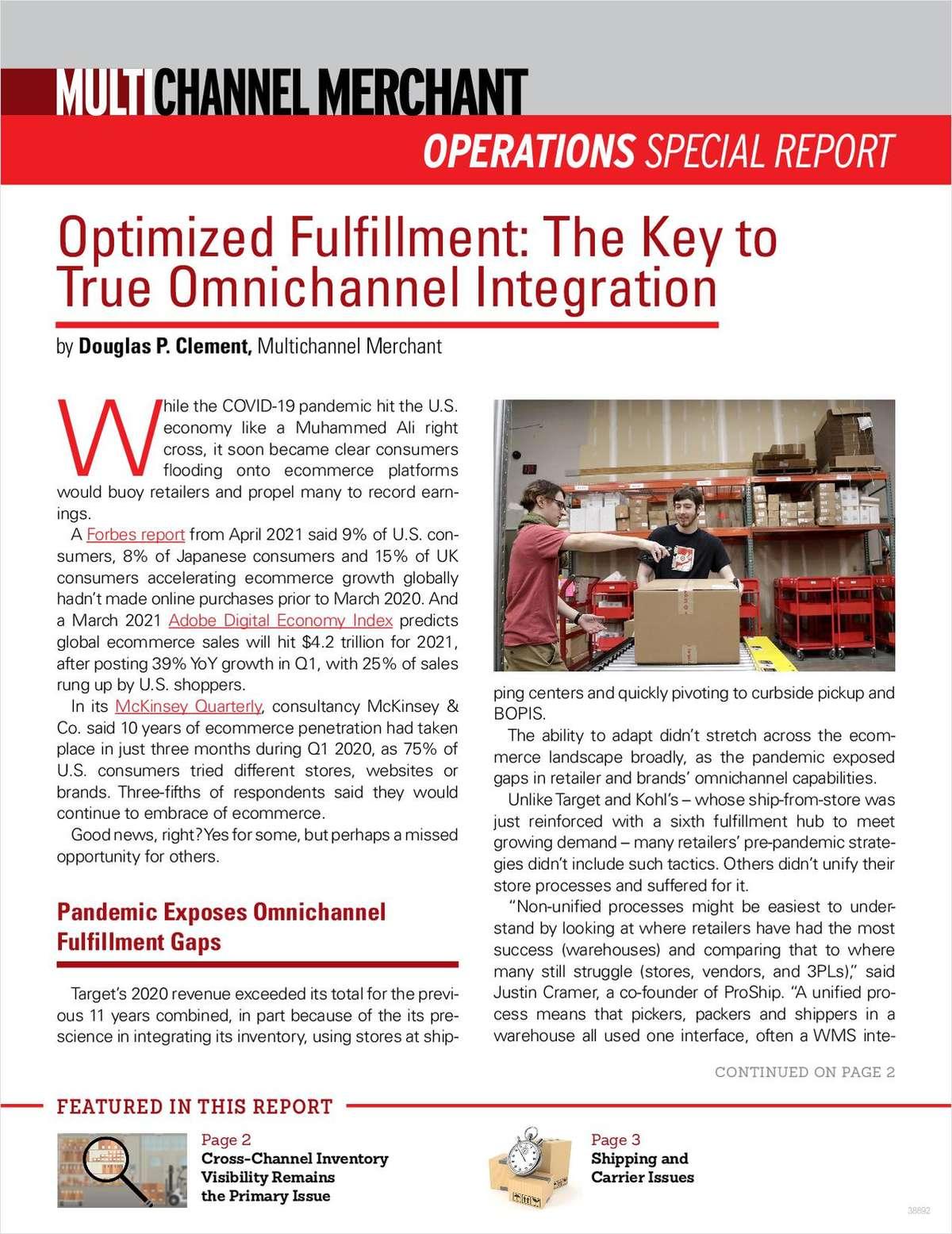 Making Omnichannel Order Management More Efficient