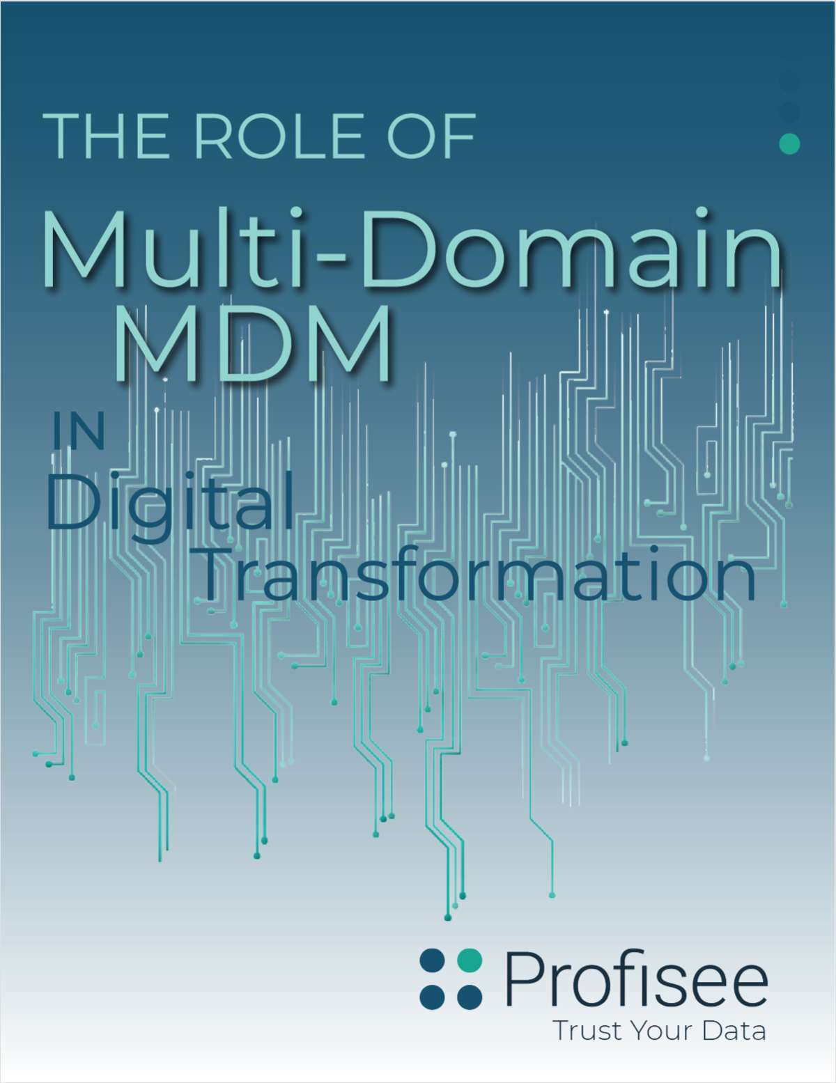 The Role of Multi-Domain Master Data Management (MDM) in Digital Transformation