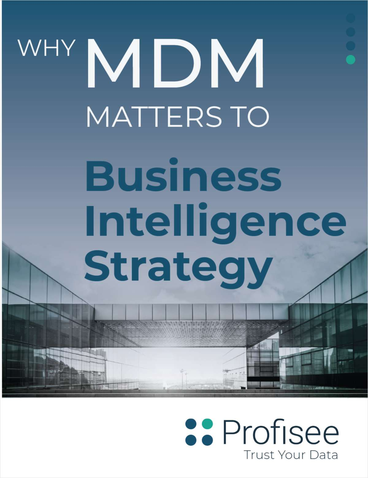 Why Master Data Management (MDM) Matters to Business Intelligence Strategy