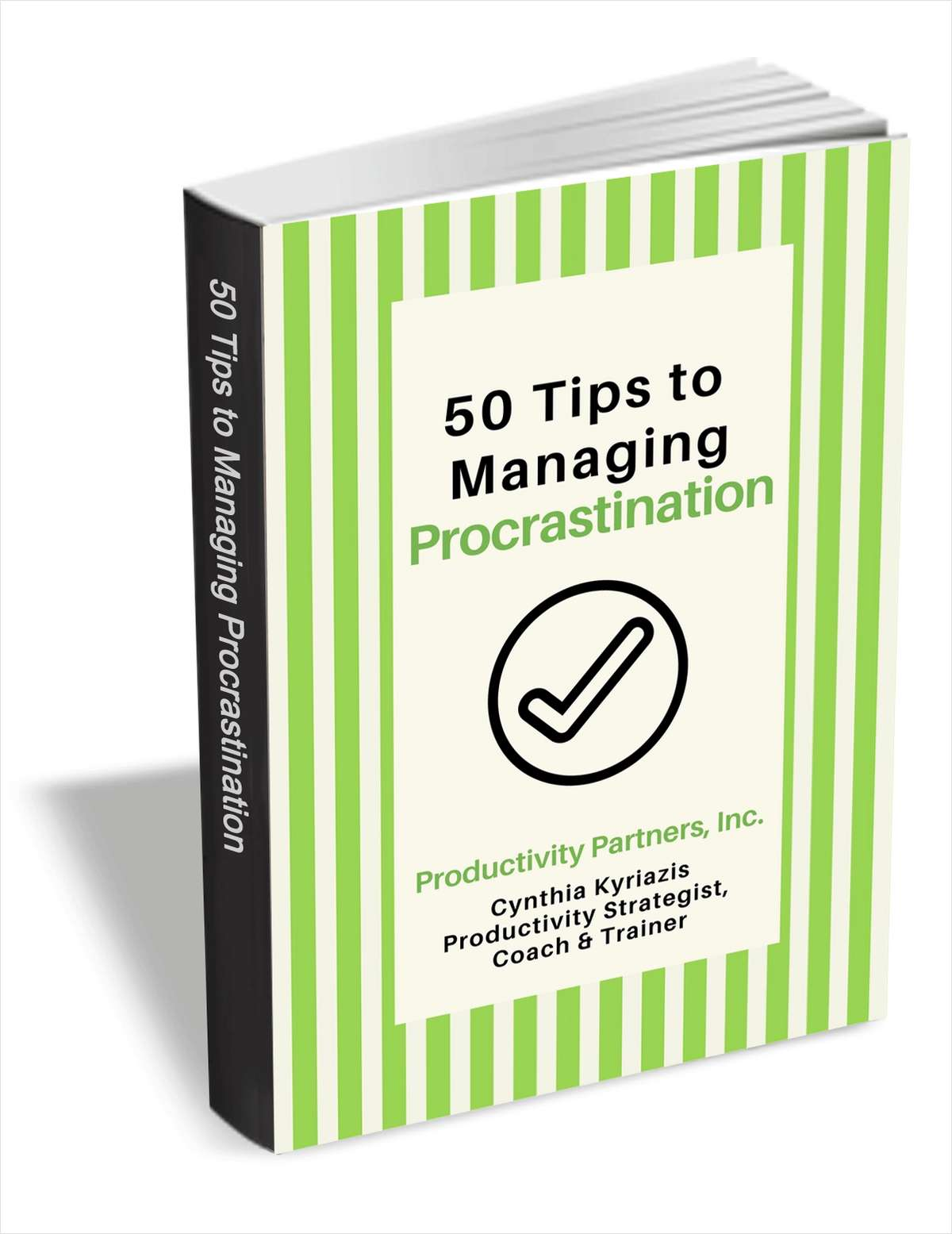 50 Tips to Managing Procrastination