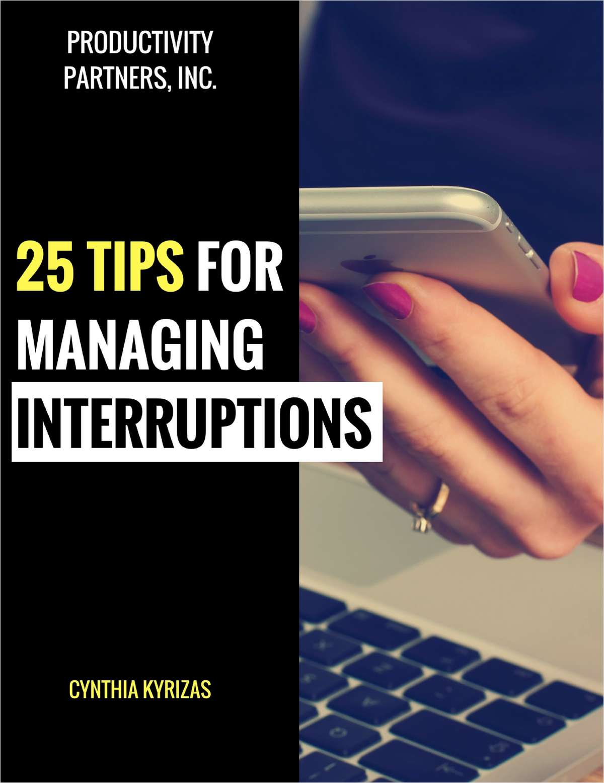 25 Tips for Managing Interruptions