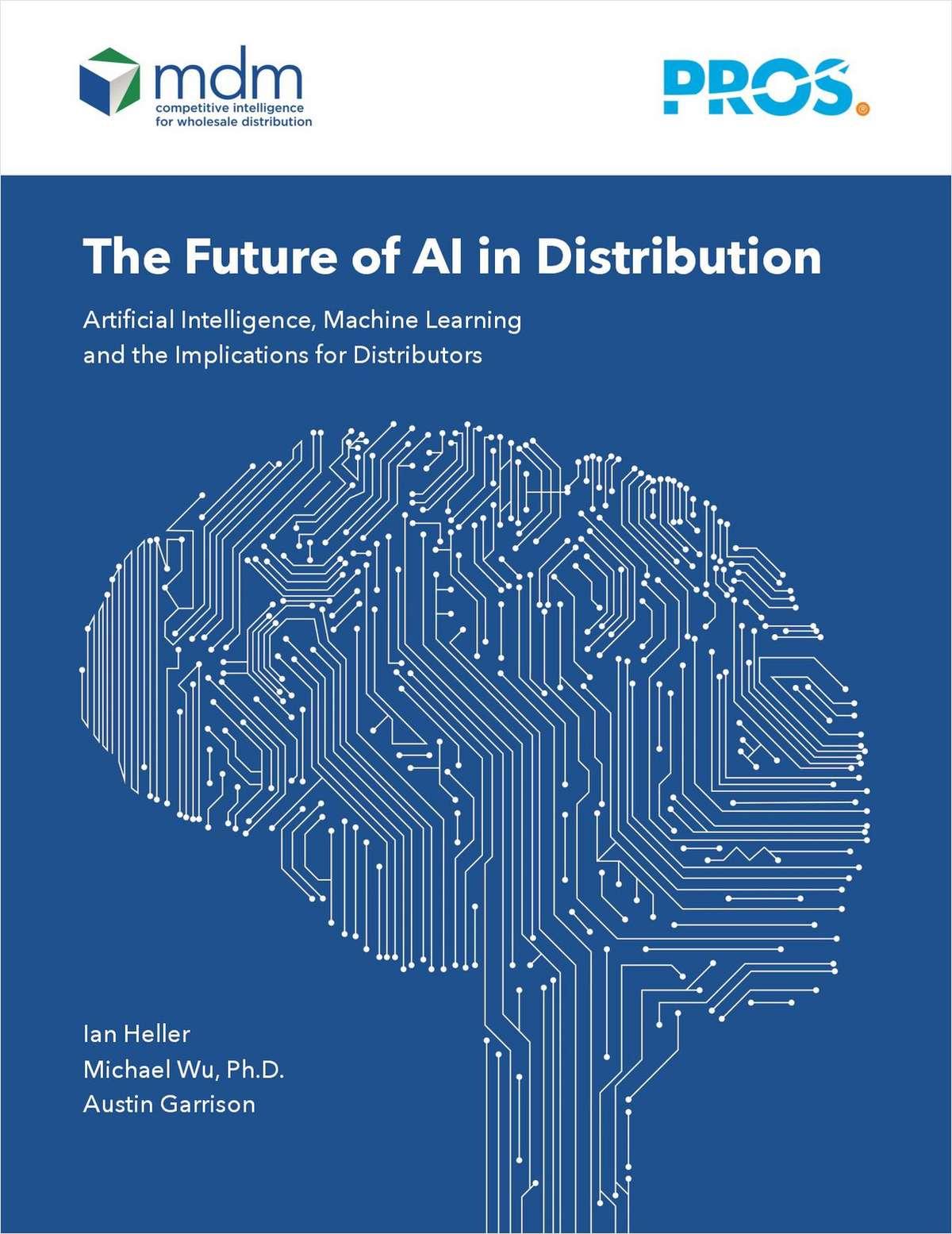 The Future of AI in Distribution