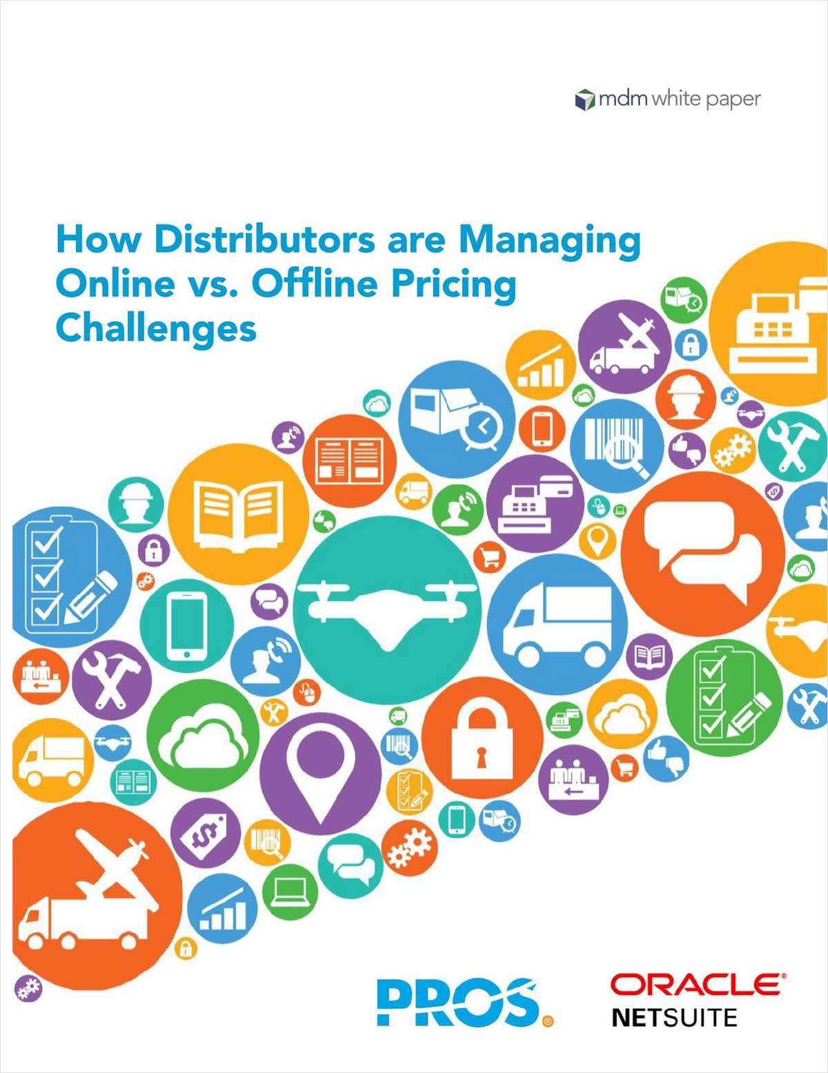 How Distributors are Managing Online vs Offline Pricing Challenges