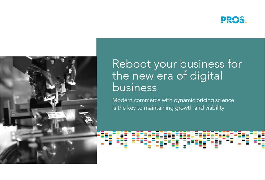 Reboot Your Business for the New Era of Digital Business