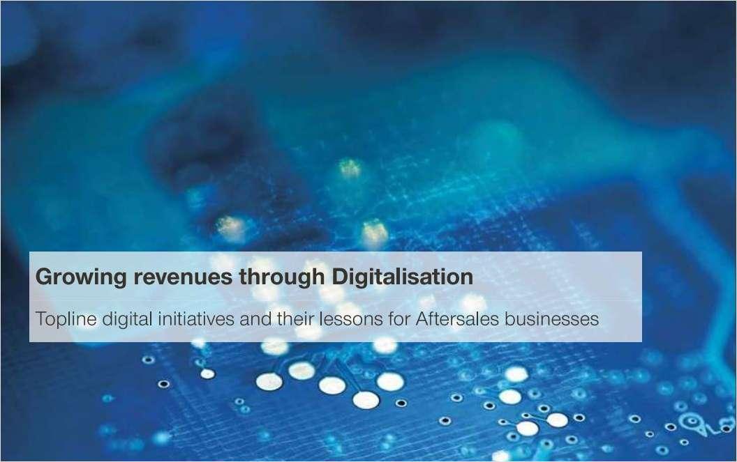 Simon-Kucher - Growing Revenues Through Digitalization