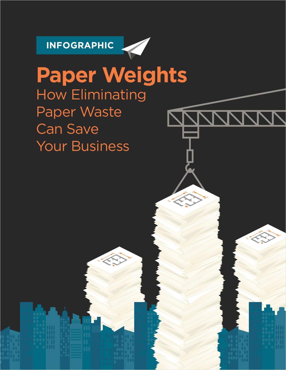 Paper Weights - How Eliminating Paper Waste Can Save Your Business