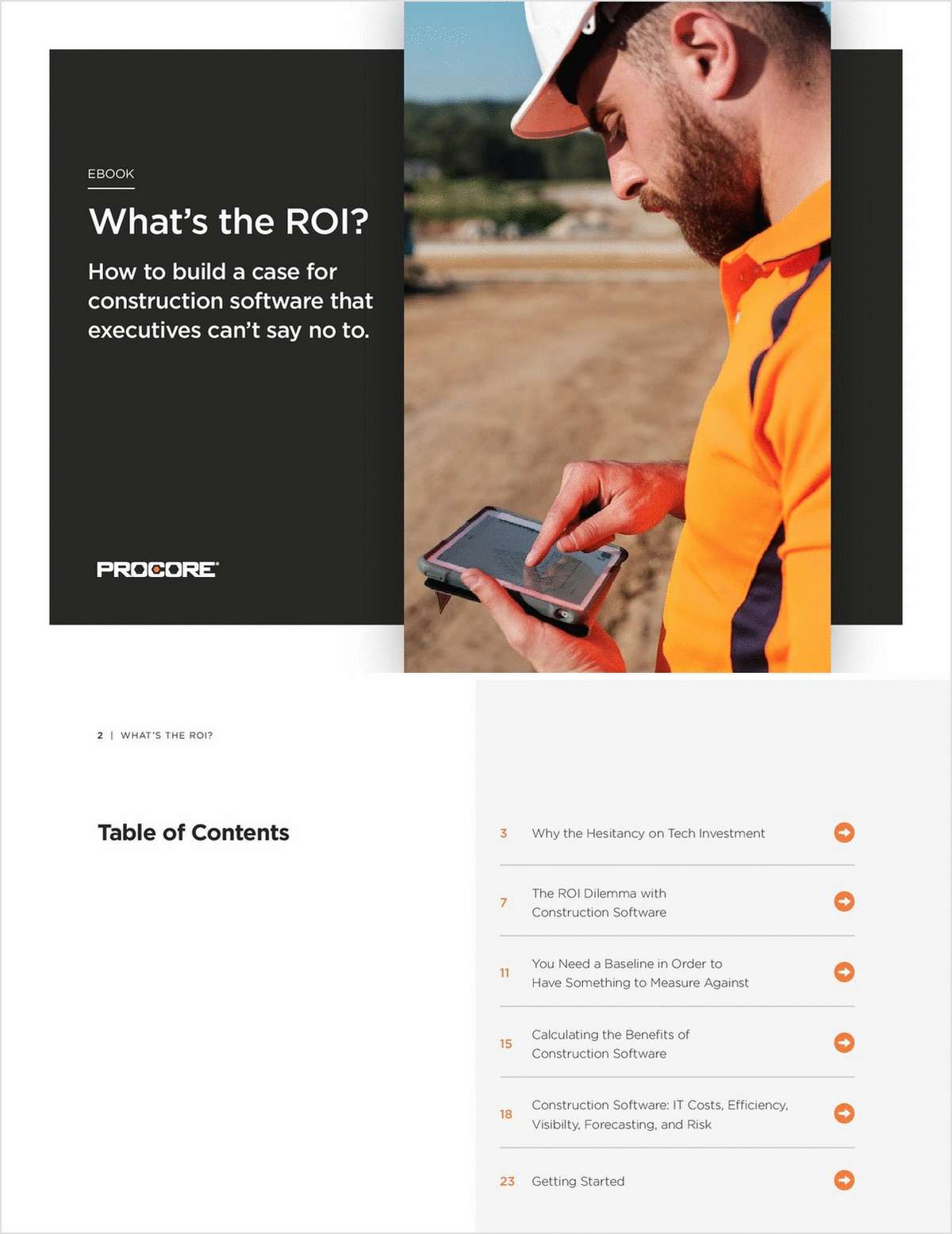 Construction Software ROI