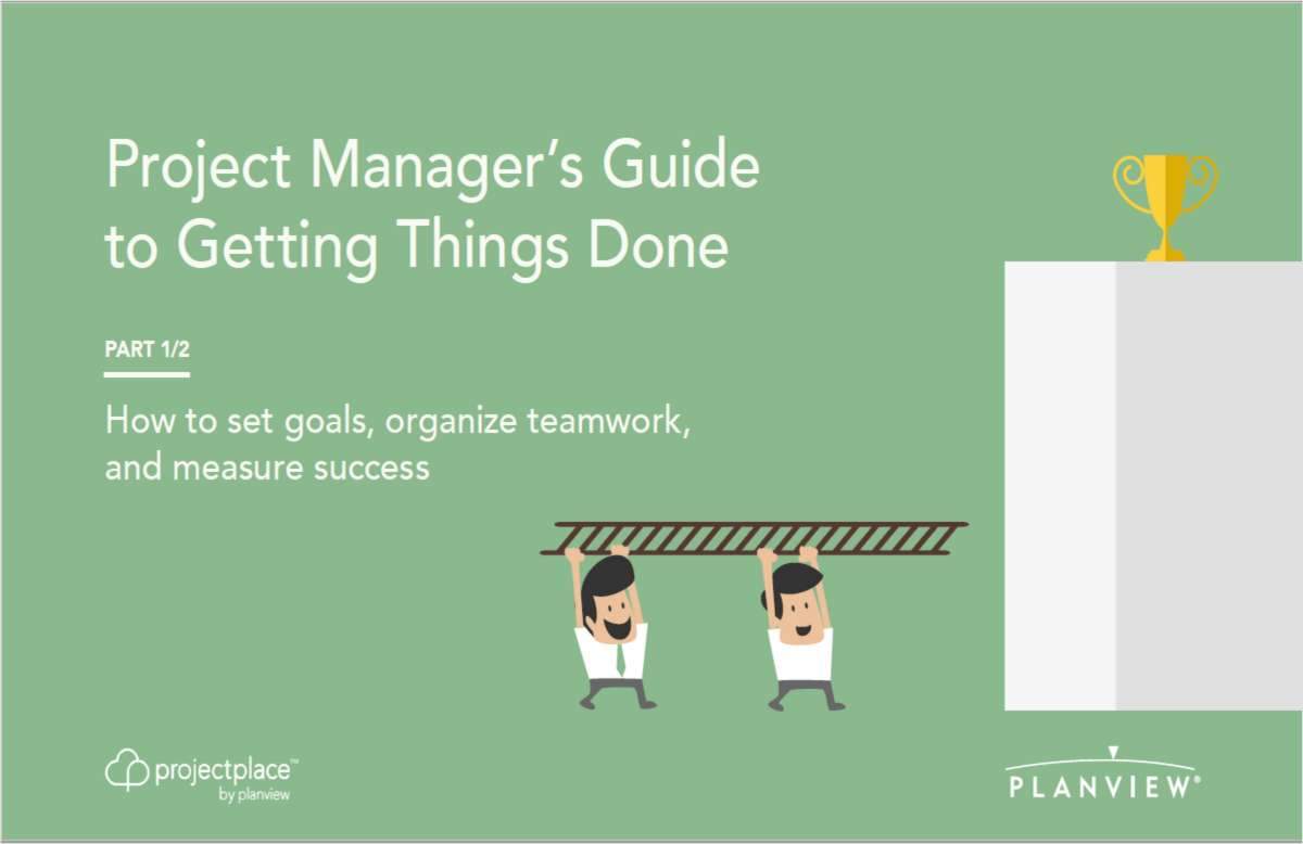 Project Manager's Guide to Getting Things Done