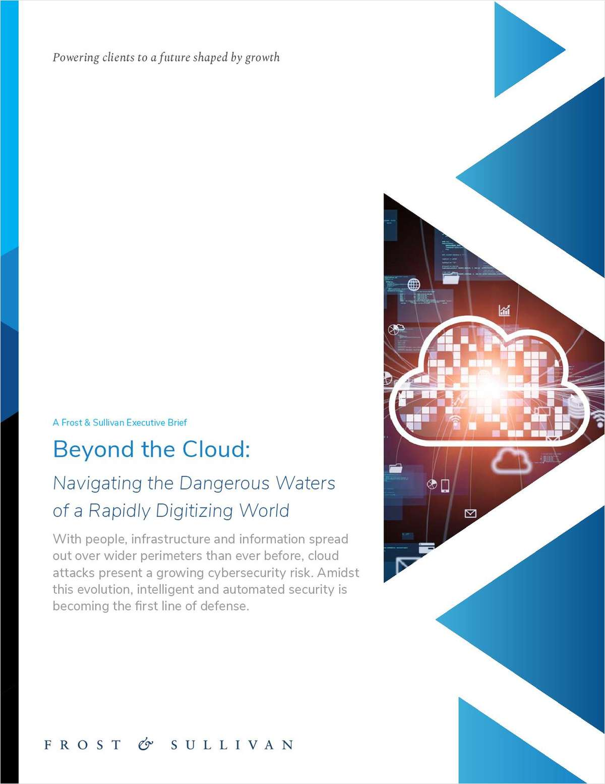 Beyond the Cloud: Navigating the Dangerous Waters  of a Rapidly Digitizing World
