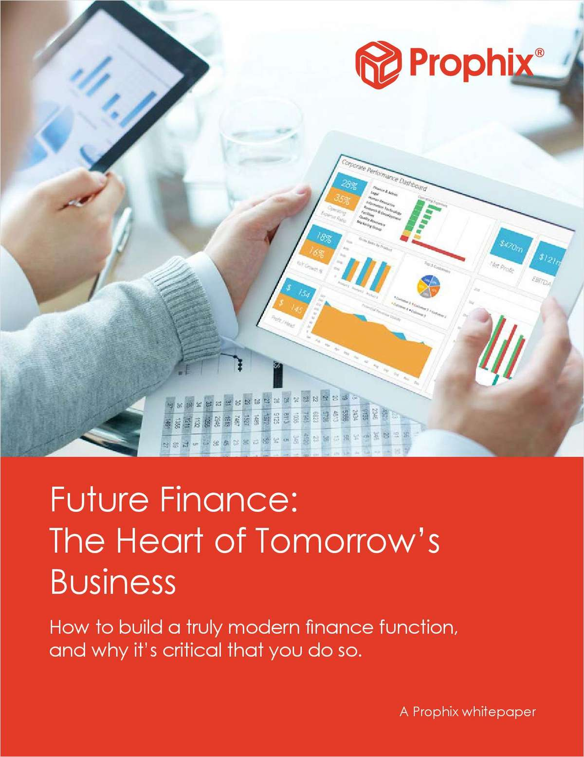 Future Finance: The Heart of Tomorrow's Business