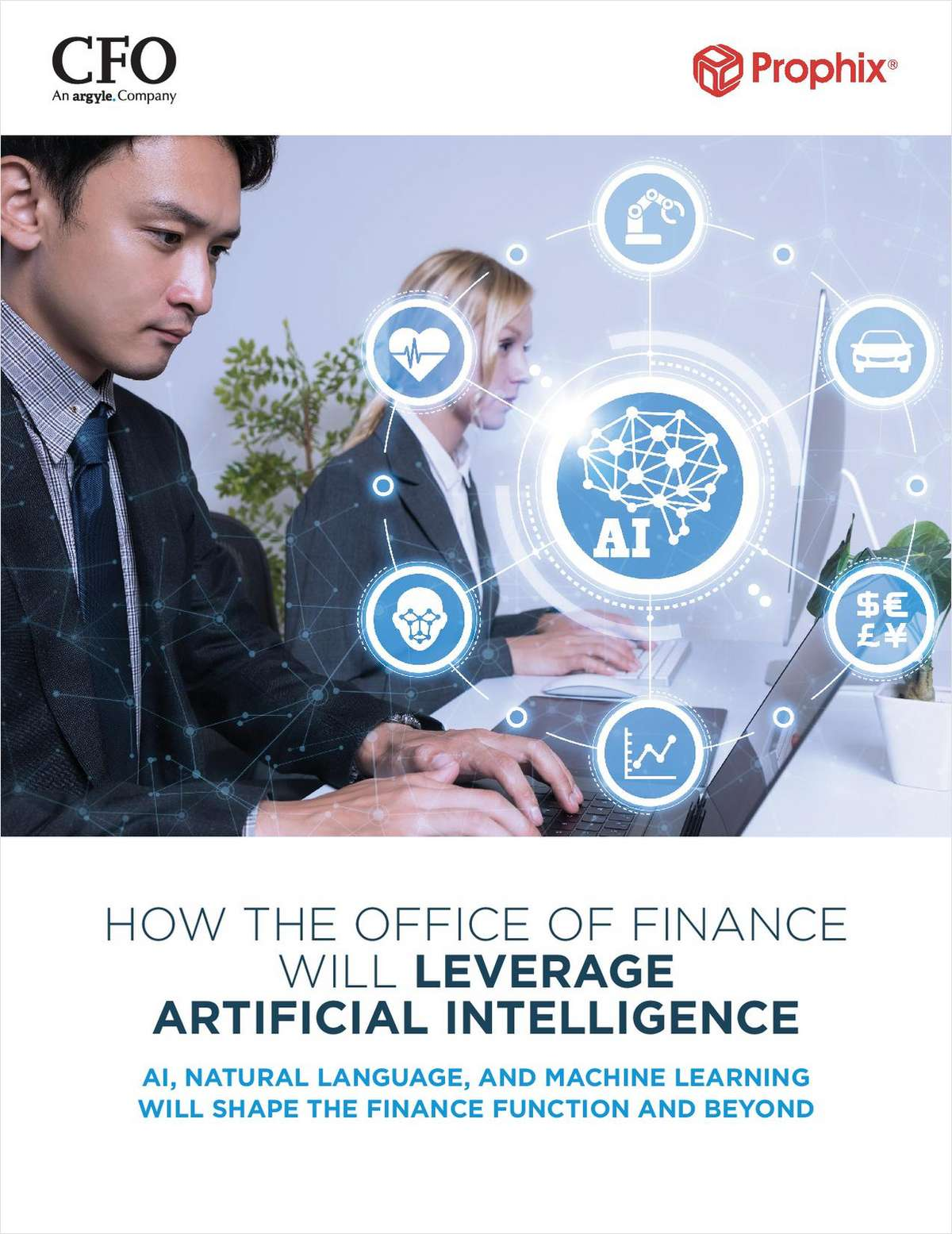 How the Office of Finance Will Leverage Artificial Intelligence