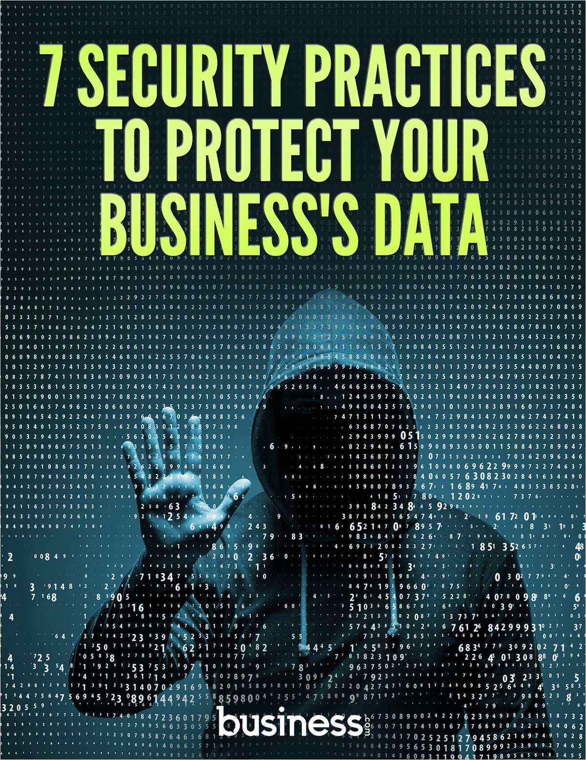 7 Security Practices to Protect Your Business's Data