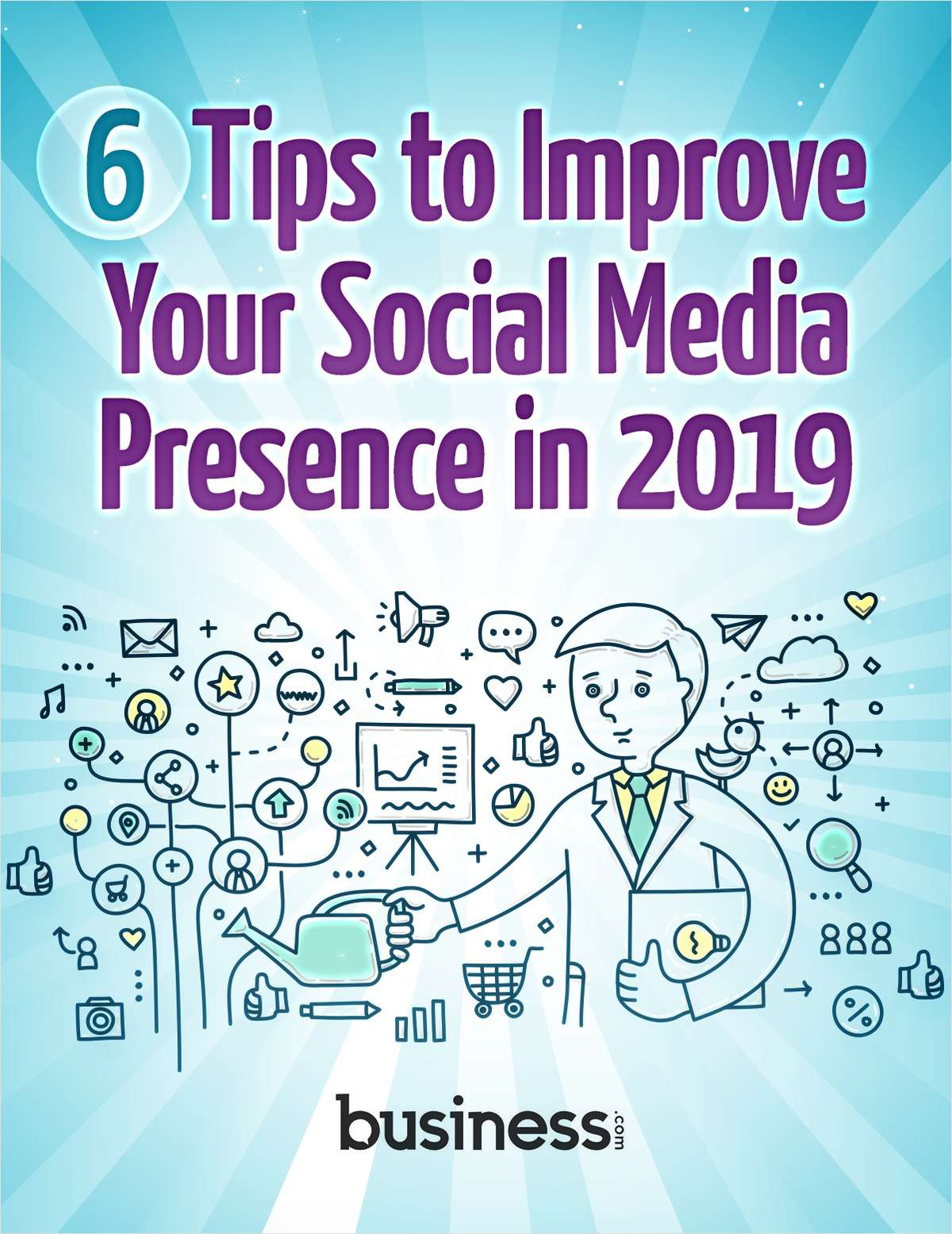6 Tips to Improve Your Social Media Presence in 2019