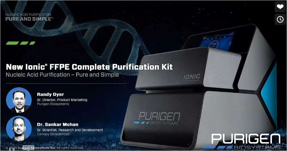 Simultaneous, High-yield Extraction and Purification of DNA and RNA from FFPE Samples