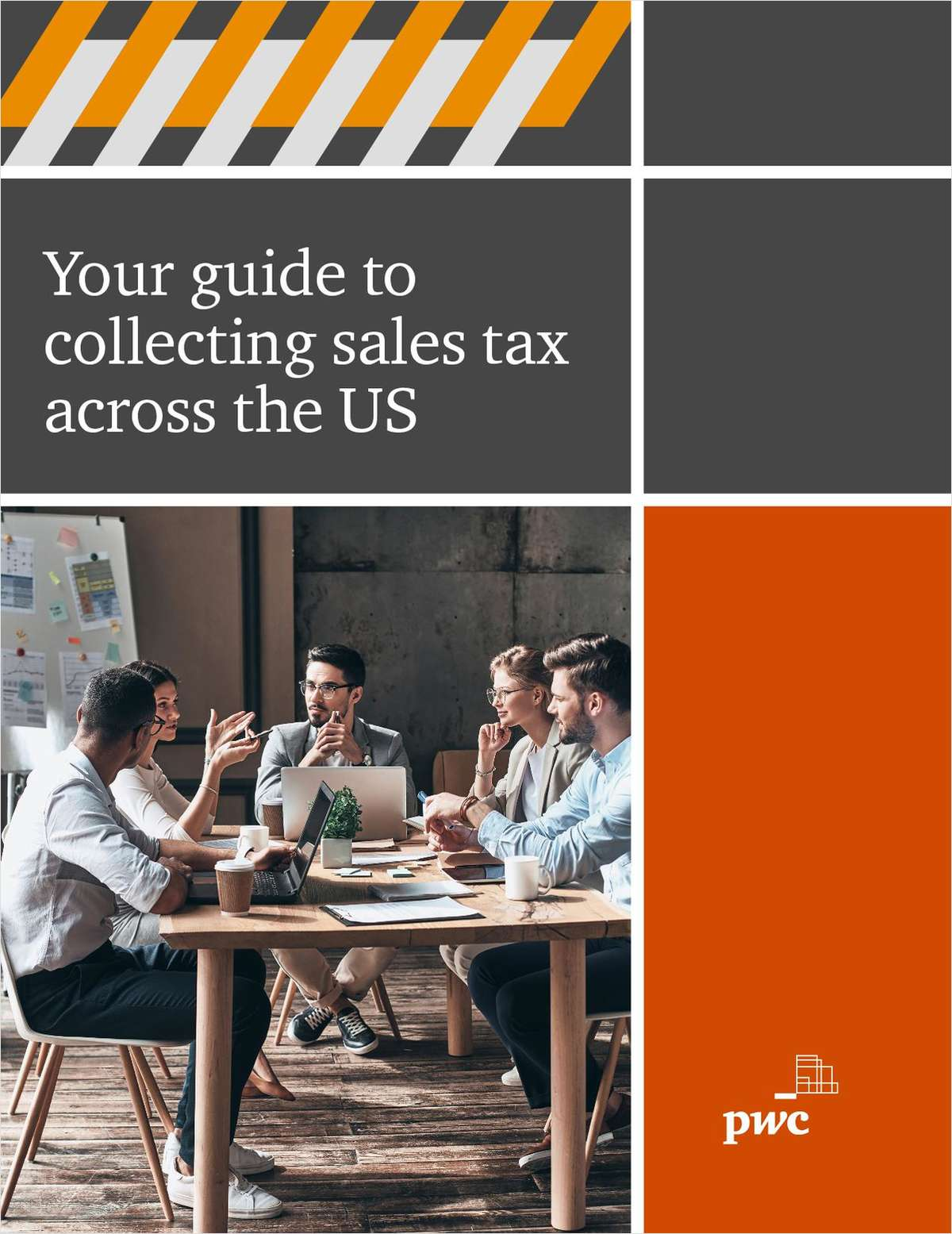 PwC TaxVerse: Your Guide to Collecting Sales Tax Across the U.S.