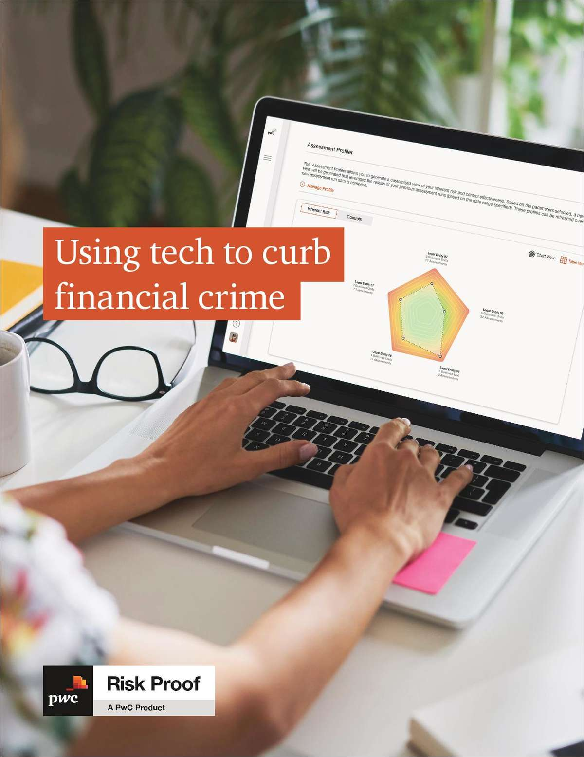 Using Tech to Curb Financial Crime