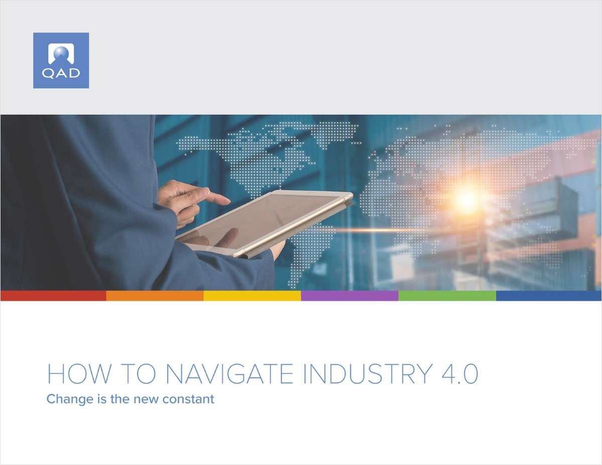 Navigate Industry 4.0 and Come out on Top