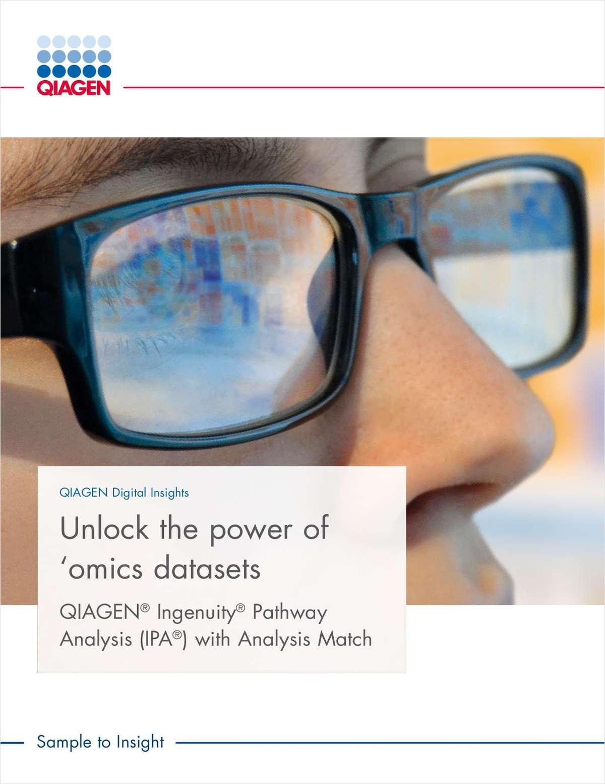 Unlock the Power of 'Omics Datasets