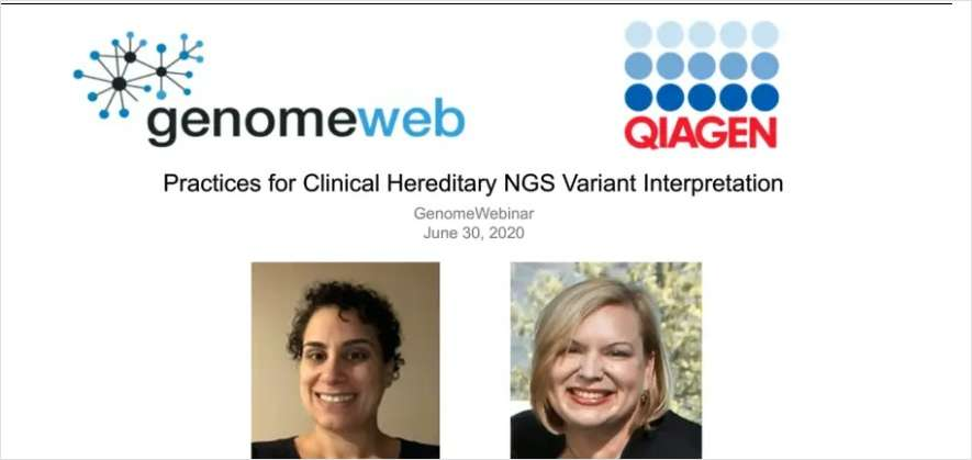 Practices for Clinical Hereditary NGS Variant Interpretation