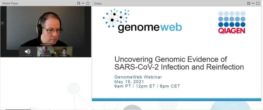 Uncovering Genomic Evidence of SARS-CoV-2 Infection and Reinfection