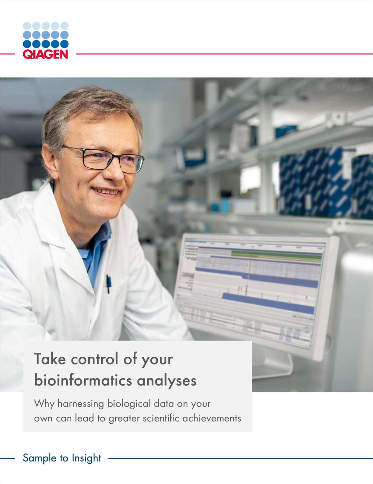 Take Control of Your Bioinformatics Analyses