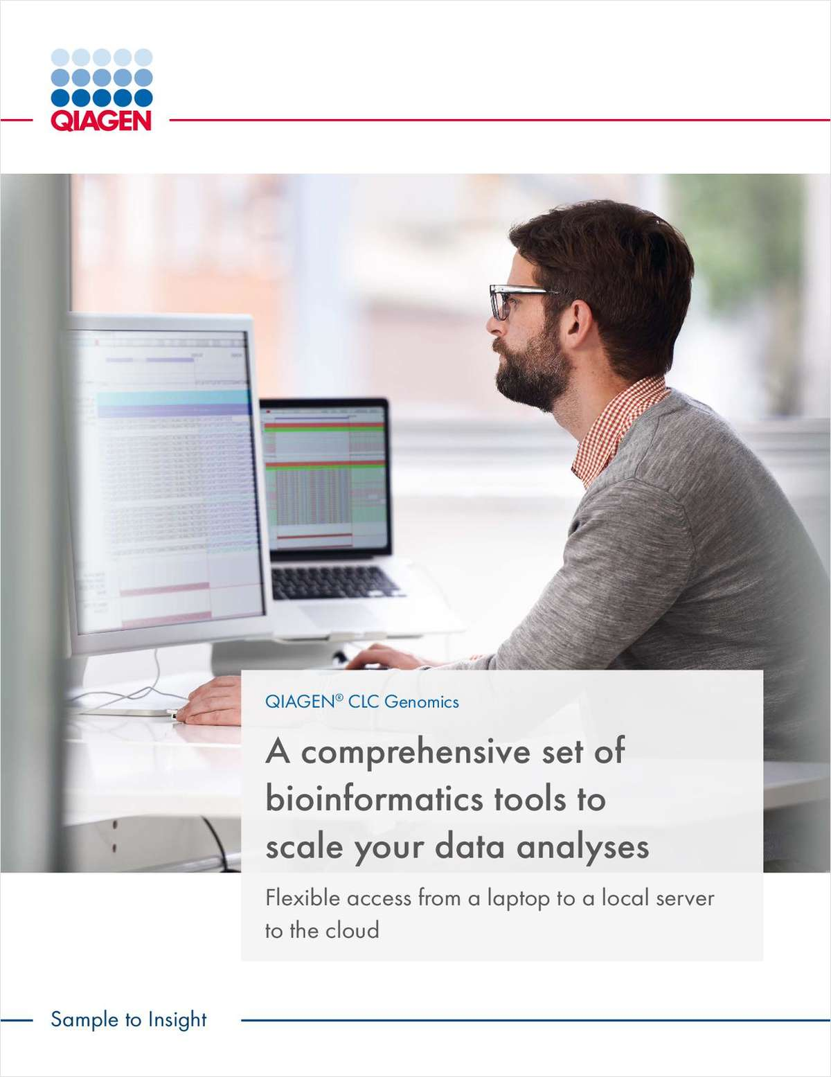 A Comprehensive Set of Bioinformatics Tools to Scale Data Analyses