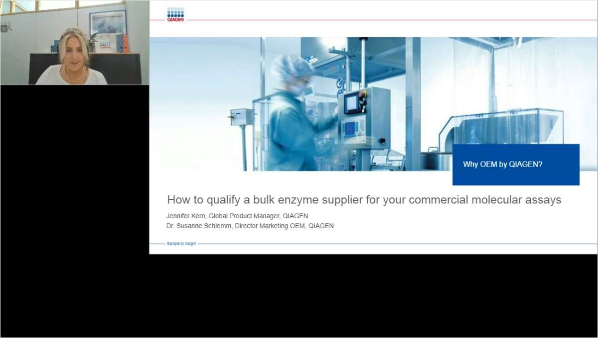 How to Qualify a Bulk Enzyme Supplier for Your Commercial Molecular Assays