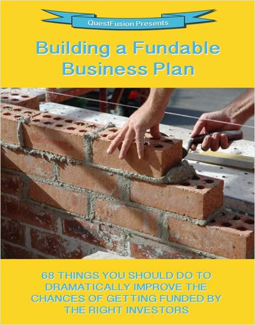 Building a Fundable Business Plan