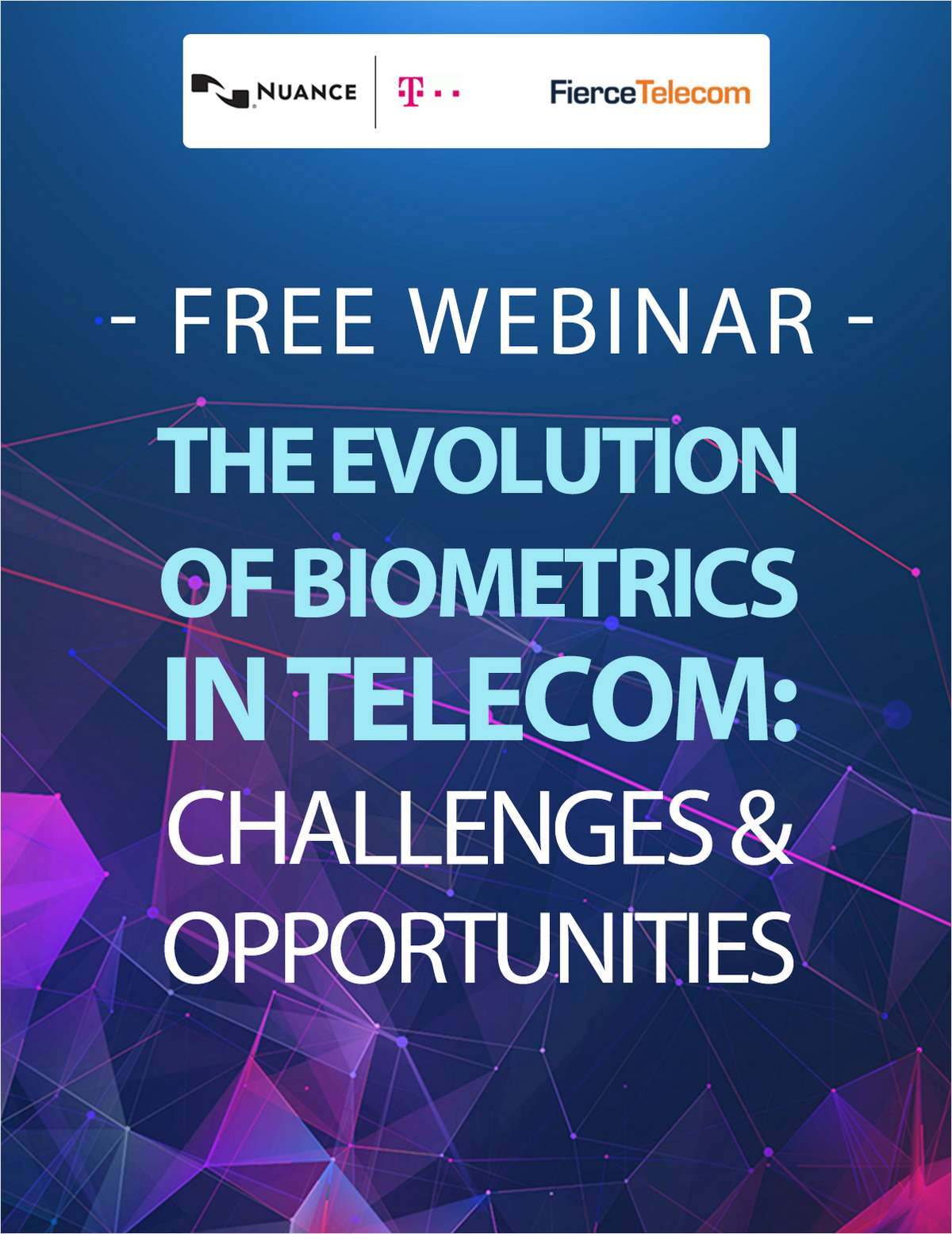 The Evolution of Biometrics in Telecom: Challenges and Opportunities