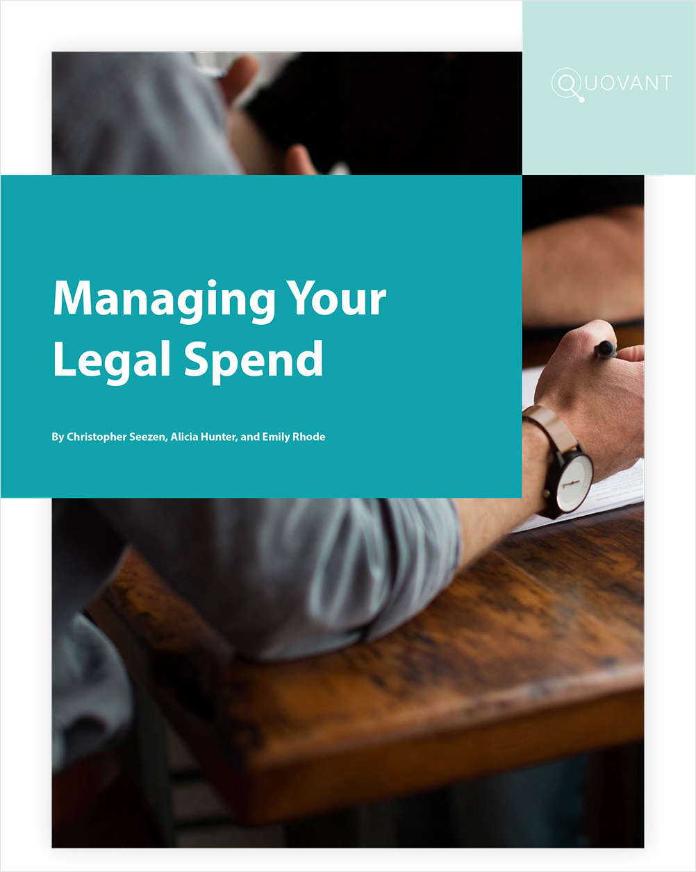 4 Essential Tips to Manage Your Outside Legal Spend