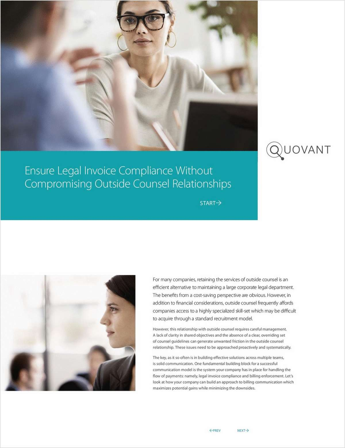 Ensure Legal Invoice Compliance without Compromising Outside Counsel Relationships