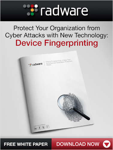 Protect Your Organization from Cyber Attacks with New Technology: Device Fingerprinting