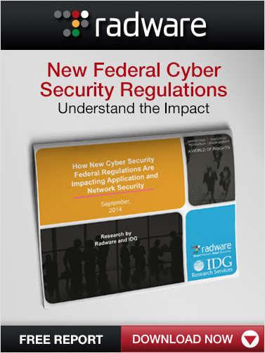 New Cyber Security Federal Regulations: How This Is Impacting Application Network