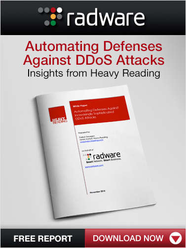 Automating Defenses Against Increasingly Sophisticated DDoS Attacks