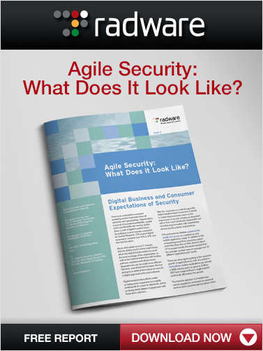 Agile Security: What Does It Look Like?