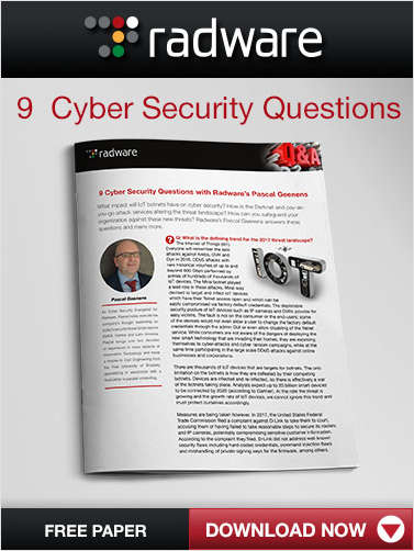 9 Cyber Security Questions