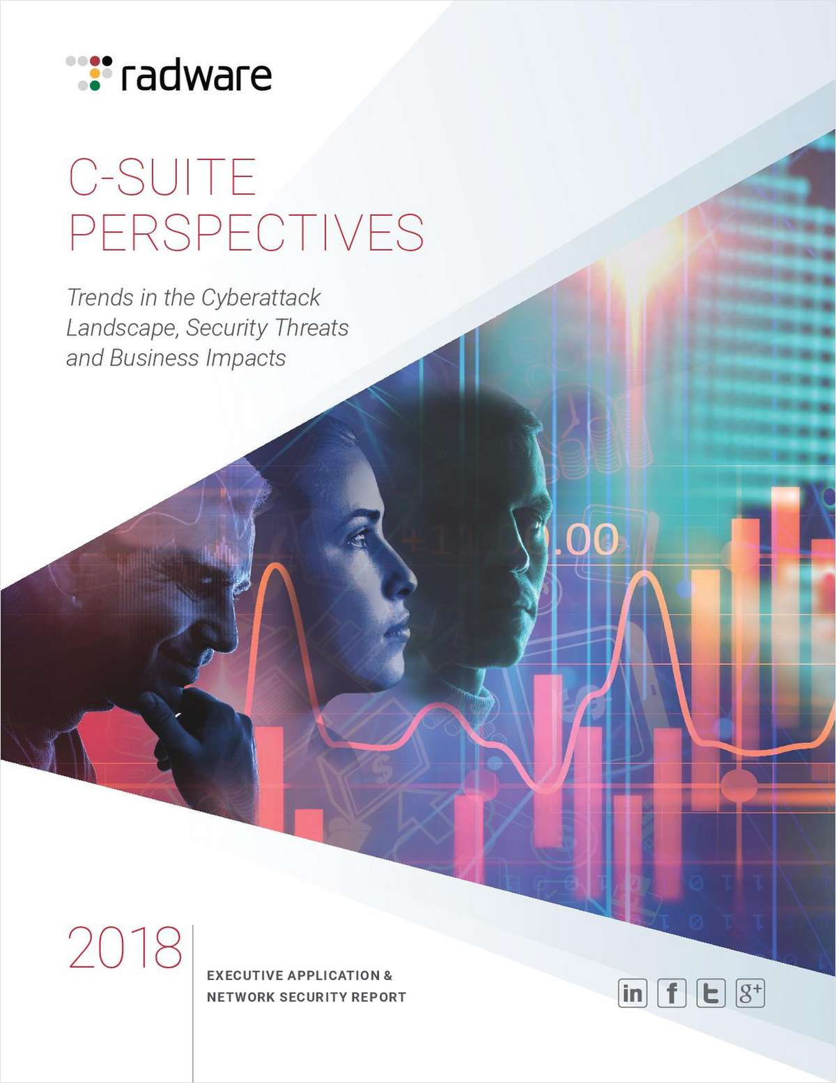 2018 C-Suite Perspectives: Trends in the Cyberattack Landscape, Security Threats and Business Impacts